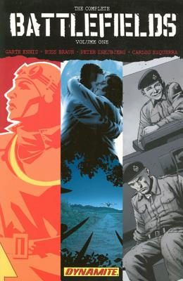 Garth Ennis' Complete Battlefields 1 By Ennis, Garth